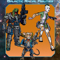 Epic Races: Galactic Racial Abilities