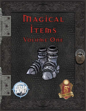 Magical Items Vol. One