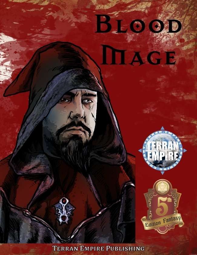 Blood Mage (5e)