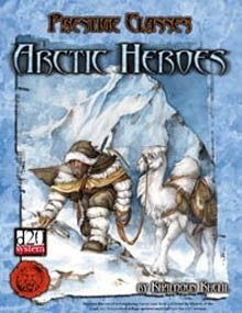 Prestige Classes: Arctic Heroes