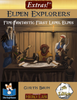 Extras! Eleven Explorers 5E (Five 1st Level Elves)