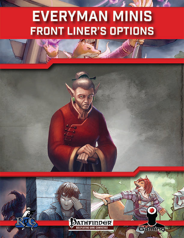 Everyman Minis: Front Liner's Options