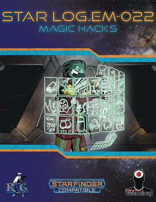Star Log.EM-021: Magic Hacks