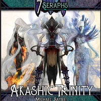City of 7 Seraphs: Akashic Trinity