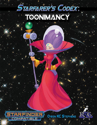 Starfarer's Codex: Toonimancy