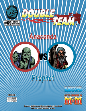 Double Team: Anaconda VS Prophet