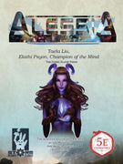 Alessia Promo PDF - Taela Liu, Champion of the Mind