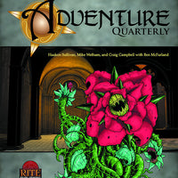 Adventure Quarterly #8 (PFRPG)