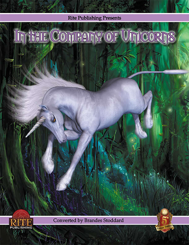 In the Company of Unicorns (5e)