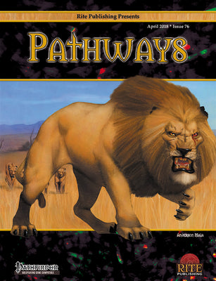 Pathways #76 Beasts