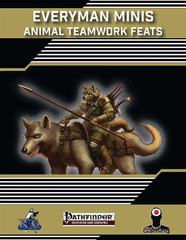 Everyman Minis: Animal Teamwork Feats