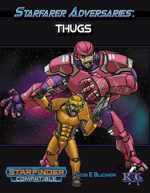 Starfarer Adversaries: Thugs