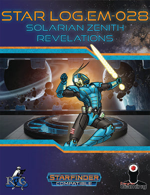 Star Log.EM-028: Solarian Zenith Revelations