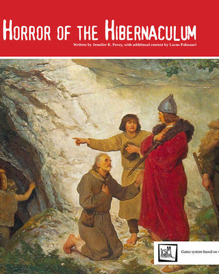 vs. Dragons Adventures: Horror of the Hibernaculum