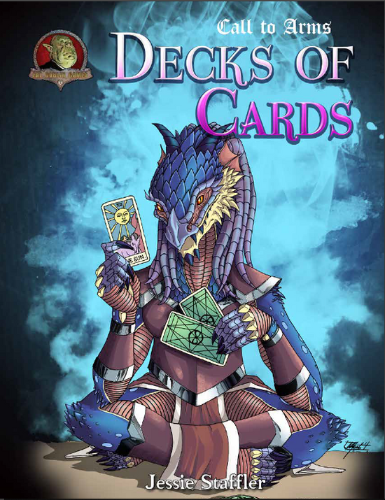 Deck Of Many Things Minor Artifact D20pfsrd