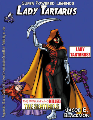 Super Powered Legends: Lady Tartarus