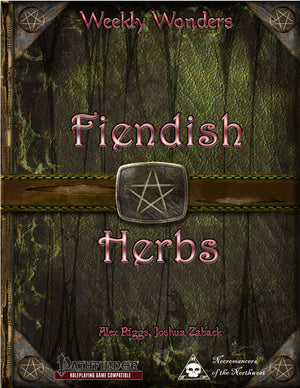 Weekly Wonders - Fiendish Herbs
