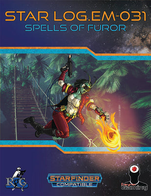 Star Log.EM-031: Spells of Furor