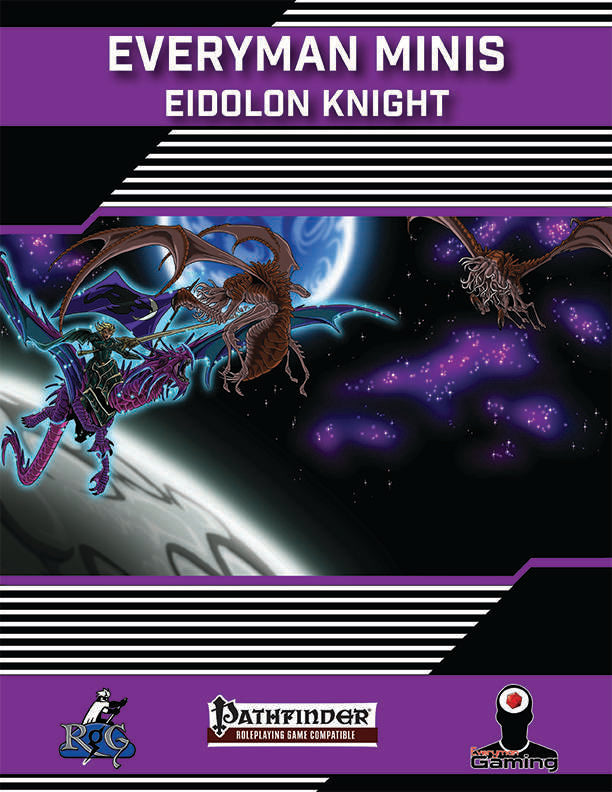 Everyman Minis: Eidolon Knight