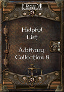 Helpful List - Arbitrary Collection 8