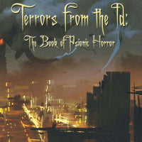 Terrors from the Id: The Book of Psionic Horror