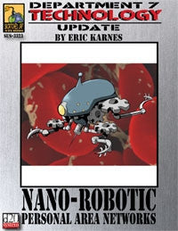 Dept. 7 Technology Update: Nano-Robotic PANs
