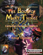 The Book of Many Things Campaign Content