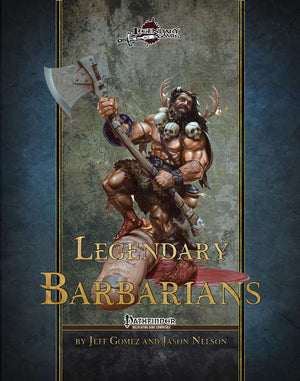Legendary Barbarians