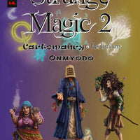 Strange Magic 2 - Cartomancy, Onmyodo, and Herbalism