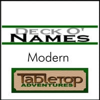 Tabletop Adventures Generator Products