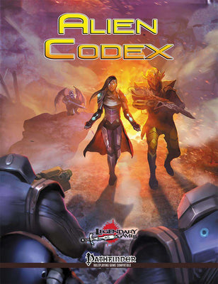 Alien Codex (Pathfinder)