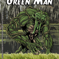 Super Powered Legends: Green Man