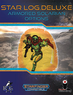 Star Log.Deluxe: Armored Solarian Options