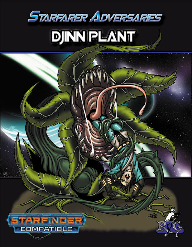 Starfarer Adversaries: Djinn Plant