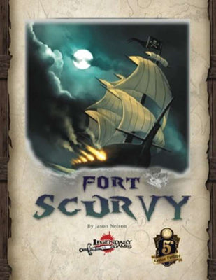 Fort Scurvy (5E)