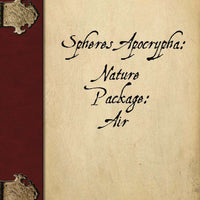 Spheres Apocrypha: Nature Package: Air