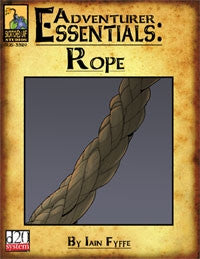 Adventurer Essentials: Rope