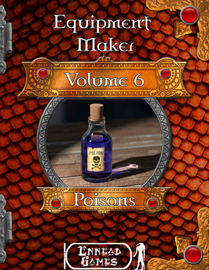 Equipment Maker 6 - Poisons