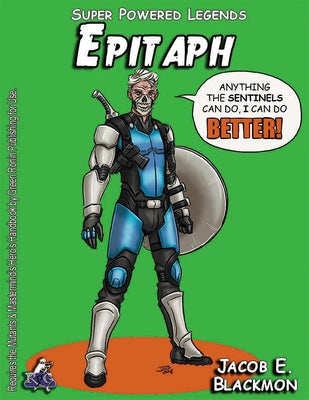 Super Powered Legends: Epitaph