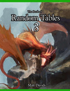 The Book of Random Tables 3
