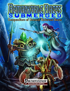 Remarkable Races Submerged Compendium