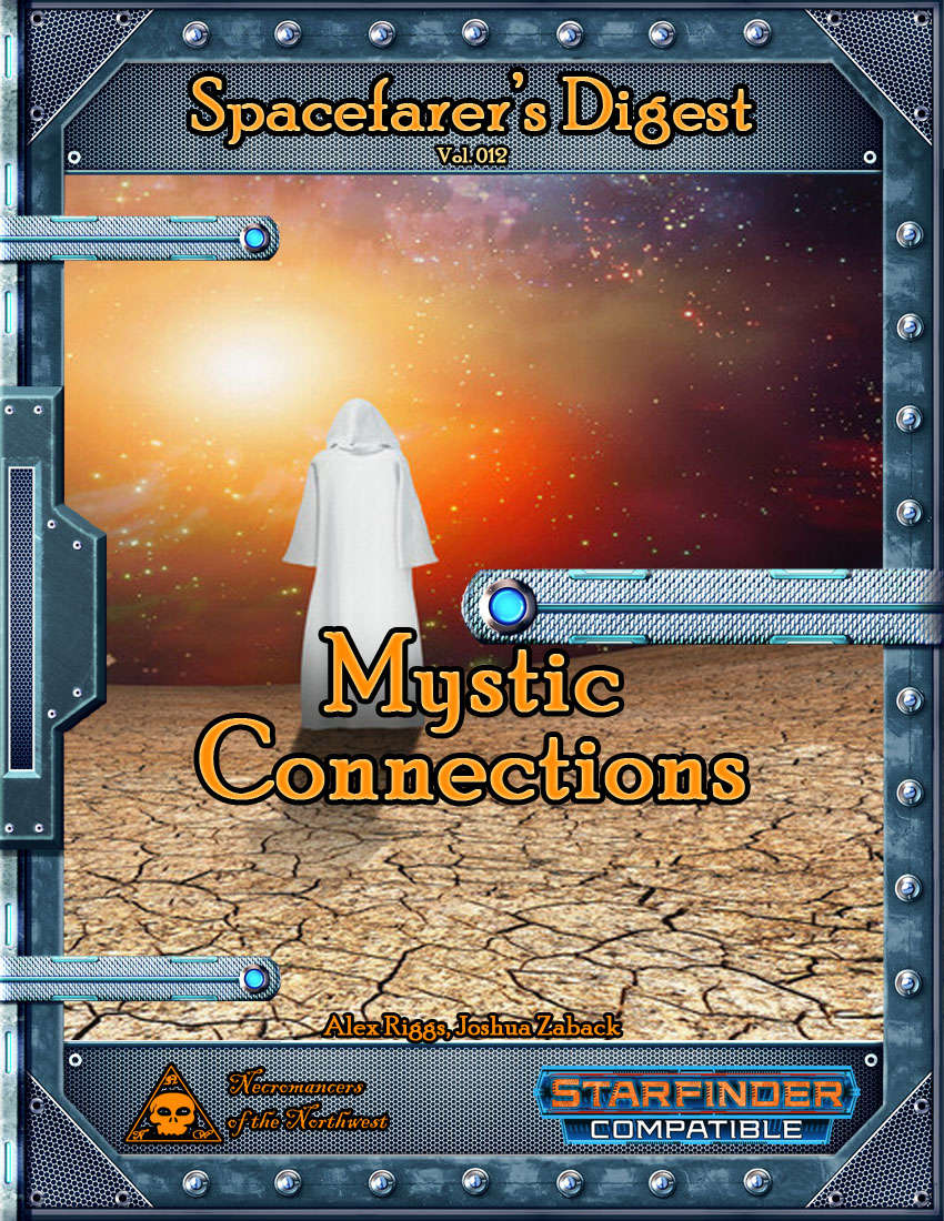 Spacefarer's Digest 011 - Mystic Connections