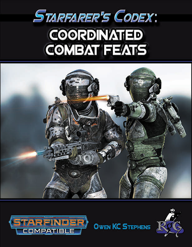 Starfarer's Codex: Coordinated Combat Feats