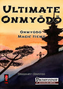 Ultimate Onmyodo - Onmyodo Magic Items