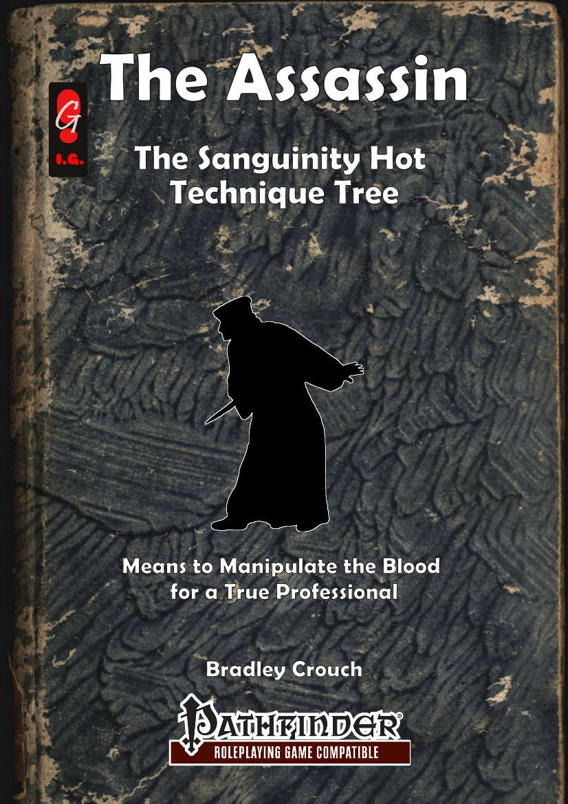 The Assassin - The Sanguinity Hot Technique Tree