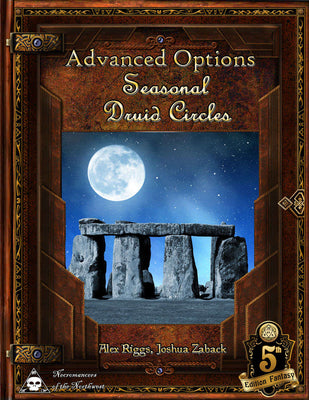Advanced Options - Seasonal Druid Circles