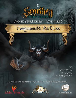 Companionable Darkness