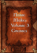 Name Maker 3 - Gnomes