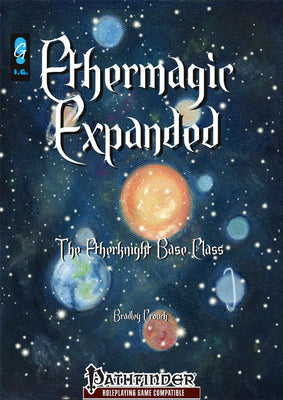 Ethermagic Expanded - The Etherknight