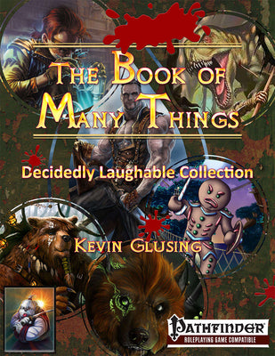 The Book of Many Things: Decidedly Laughable Collection